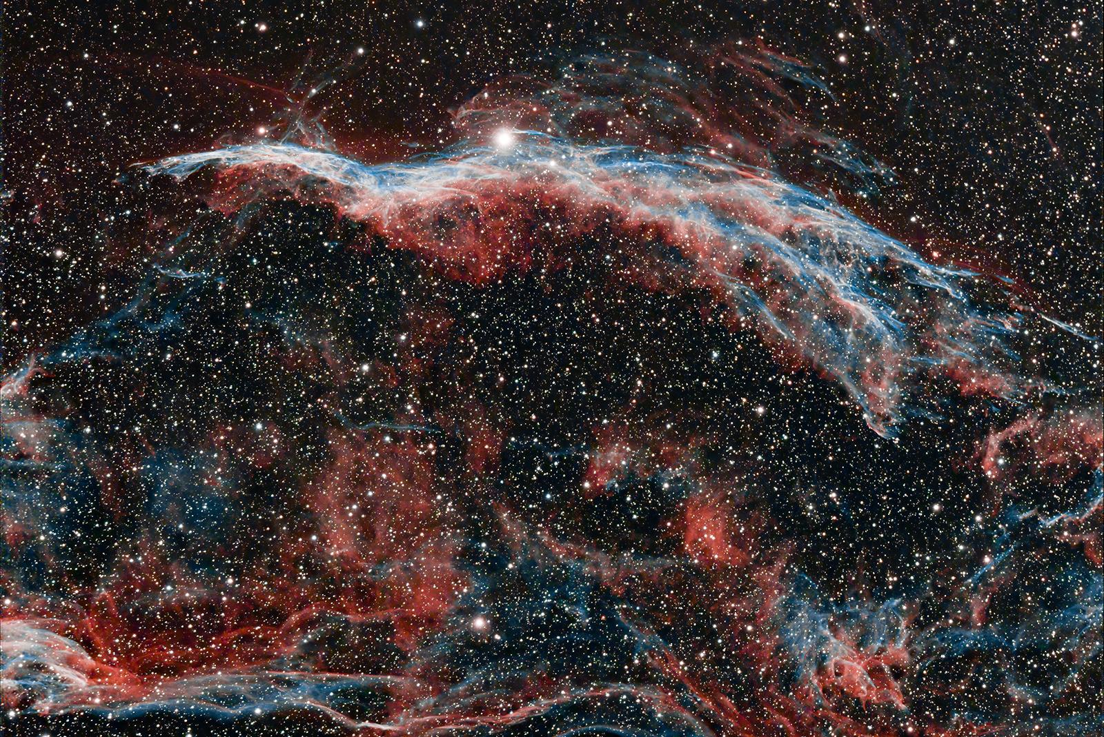 Sturmvogel NGC6960